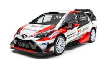 Toyota pronta a rientrare nel Mondiale Rally con la Yaris WRC
