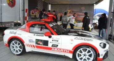 Trofeo Abarth 124 Rally: la Casa aumenta l'impegno in vista della stagione 2017