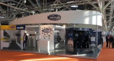 La tecnologia di Magneti Marelli al Motor Show di Bologna
