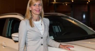 Mobilità sostenibile: l'ntervento del Direttore Comunicazione Nissan Italia, Luisa Di Vita, all'Unione Petrolifera