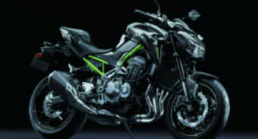 Kawasaki Z900, arriva la Supernaked!