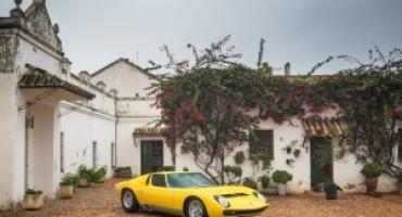 Chiuse le celebrazioni per il 50° Anniversario della Lamborghini Miura