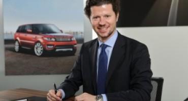 Jaguar Land Rover Italia, Federico Palumbieri è il nuovo Finance Director