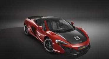 """McLaren, nuovo look con gli optional di """"MSO Defined"""""""