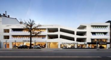 BMW Milano, festeggia il suo primo anniversario il nuovo Urbal Store di Via De Amicis