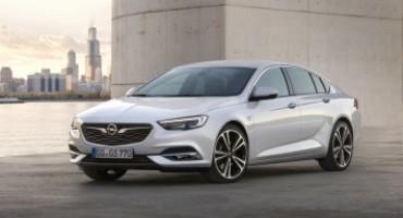 Nuova Opel Insignia Grand Sport, l'ammiraglia diventa sportiva