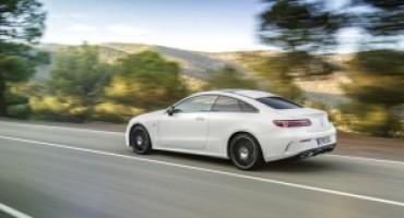 Nuova Mercedes Classe E Coupé, una Gran Turismo elegante e tecnologica
