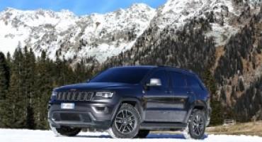 Nuova Jeep® Grand Cherokee MY17, sei allestimenti e quattro motorizzazioni per la nuova ammiraglia