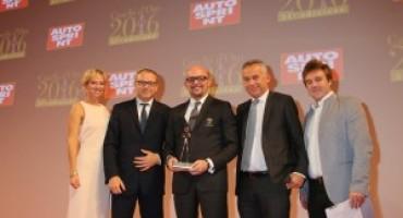 Automobili Lamborghini, Stefano Domenicali premiato ai Caschi d'Oro di Autosprint