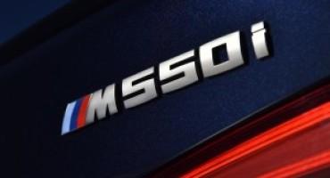 Nuova BMW M550i xDrive, il modello sportivo M Performance top di gamma
