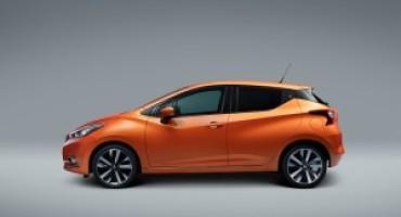 Nuova Nissan Micra, in anteprima nazionale al Motor Show di Bologna