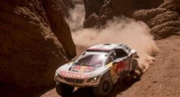 Dakar 2017, tripletta del Team Peugeot Total al termine della terza tappa