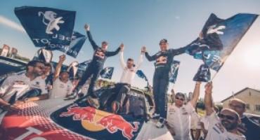 Dakar 2017, il Team Peugeot Total vince la 39esima edizione con una storica tripletta