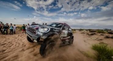 Dakar 2017, le tre MINI John Cooper Works Rally completano la loro prima Dakar