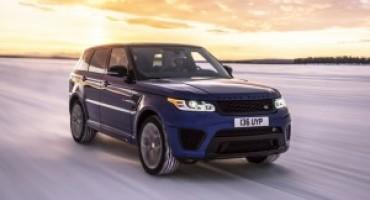 Range Rover SVR, non chiamatela SUV!