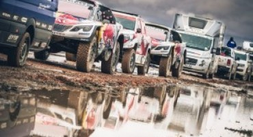 Dakar 2017, il Dream Team di Peugeot in testa dopo l'annullamento della speciale n° 6