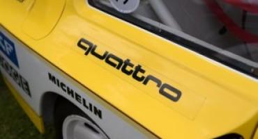 Audi Quattro, dal 1980, prodotti otto milioni di esemplari con questa tecnologia