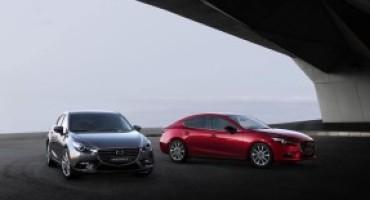 Mazda chiude il 2016 con un incremento a doppia cifra rispetto al 2015 (+ 47,6%)
