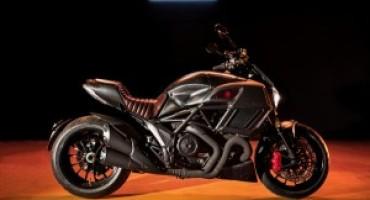 Nuova Ducati Diaveldiesel, la limited edition nata dalla partnership di due icone del made in Italy