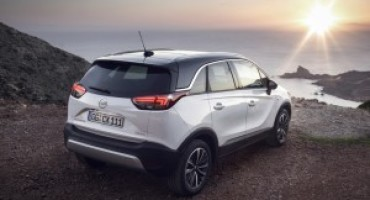 Opel Crossland X, il nuovo Crossover Utility Vehicle