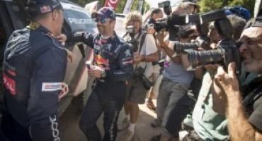Dakar 2017 – Peugeot Team Total: equipaggi in piena bagarre per le posizioni di testa