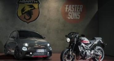 Nuova Yamaha XSR900 Abarth: solo 95 esemplari della prima special di serie