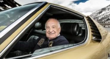 Automobili Lamborghini ricorda la figura dell'Ing Paolo Stanziani
