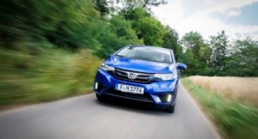 Honda aumenta le vendite in Europa del 20,8%