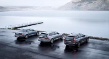 Volvo Cars stabilisce un nuovo record di vendite nel 2016