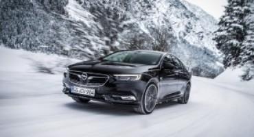Nuova Opel Insignia Grand Sport, dotata di nuovi dispositivi per viaggiare a temperature estreme