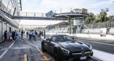 Mercedes-AMG, crescita importante anche in Italia