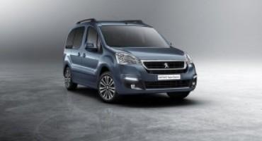 Peugeot presenta il nuovo Partner Tepee Electric