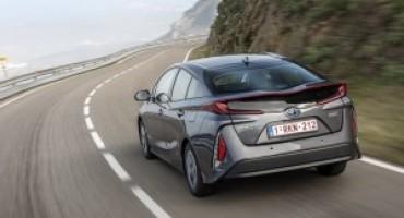 Toyota svela la nuova Prius Plug-in Hybrid