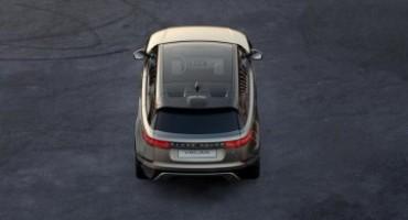 Range Rover Velar, eleganza e spirito innovativo. Dal 1° Marzo 2017