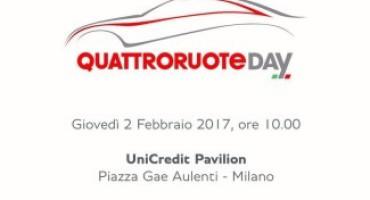 Quattroruote Day 2017: il futuro della mobilità protagonista dell'evento