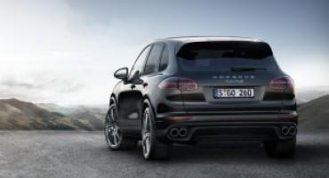 Porsche Cayenne S, disponibile anche con il nuovo equipaggiamento Platinum Edition