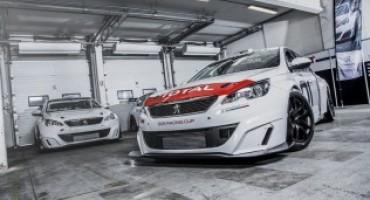 Peugeot 308 Racing Cup: consegnato il primo esemplare
