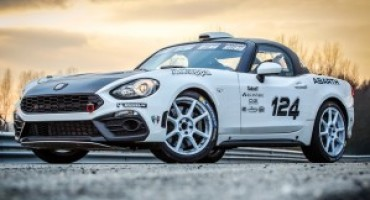 Trofeo Abarth 124 rally: definito il calendario 2017