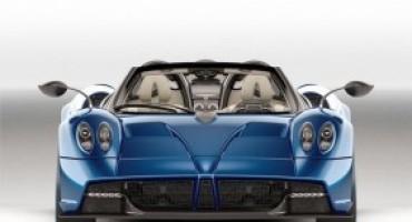 Pagani Huayra Roadster, un'opera d'arte a cielo aperto