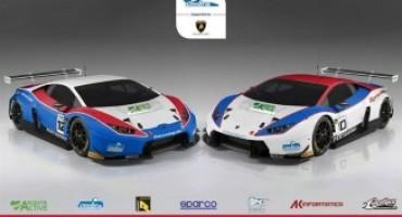 Campionato Italiano GT 2017: il Team Ombra Racing schiera due Lamborghini Huracan