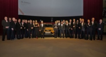 "Seat Ateca riceve il prestigioso premio #autobest ""Best Buy Car of Europe 2017"""