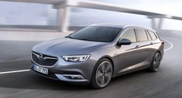 Nuova Opel Insignia Sports Tourer, sicura, spaziosa, sportiva!