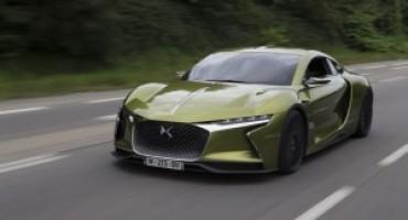 Festival Automobile International: DS apre le porte del futuro