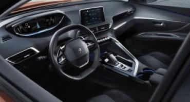 32° Festival Automobile International: la nuova Peugeot 3008 vince il Grand Prix per i migliori interni del 2016