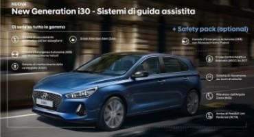 Hyundai i30 New Generation, disponibile da oggi negli showroom della Casa