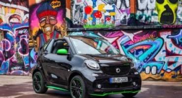 Smart Electric Drive, agilità e zero emissioni