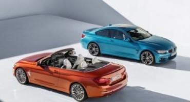Nuova BMW Serie 4: personalità e dinamismo ai massimi livelli