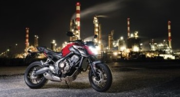Le novità 2017 di Honda al Motodays di Roma