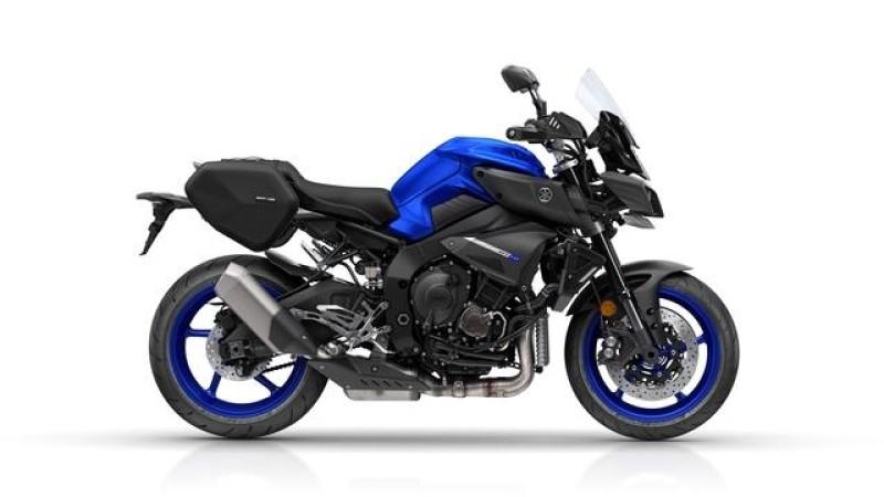 Nuova Yamaha MT-10 Tourer Edition