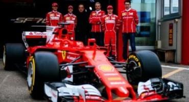 """Ferrari SF70H: primi passi a Fiorano per il """"filming day"""""""